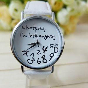 Accessories - New Watch